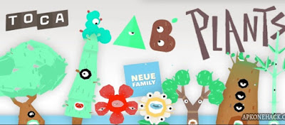 Toca Lab Plants Apk for Android (paid)