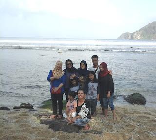 Pantai Edi Ombo Gunung Kidul Yogyakarta