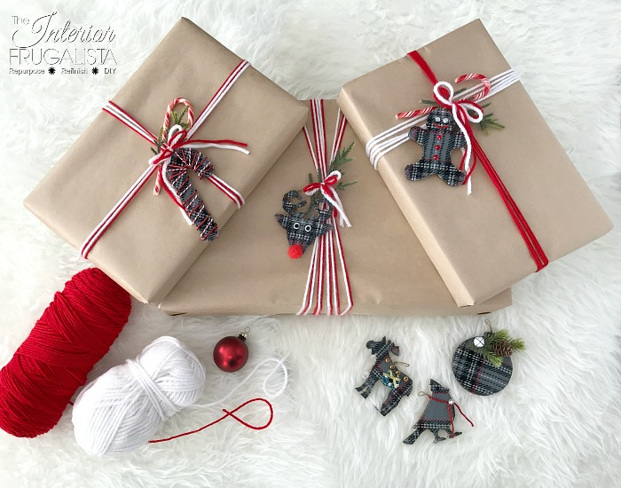 Eco Friendly Holiday Gift Wrapping That Is Reuseable