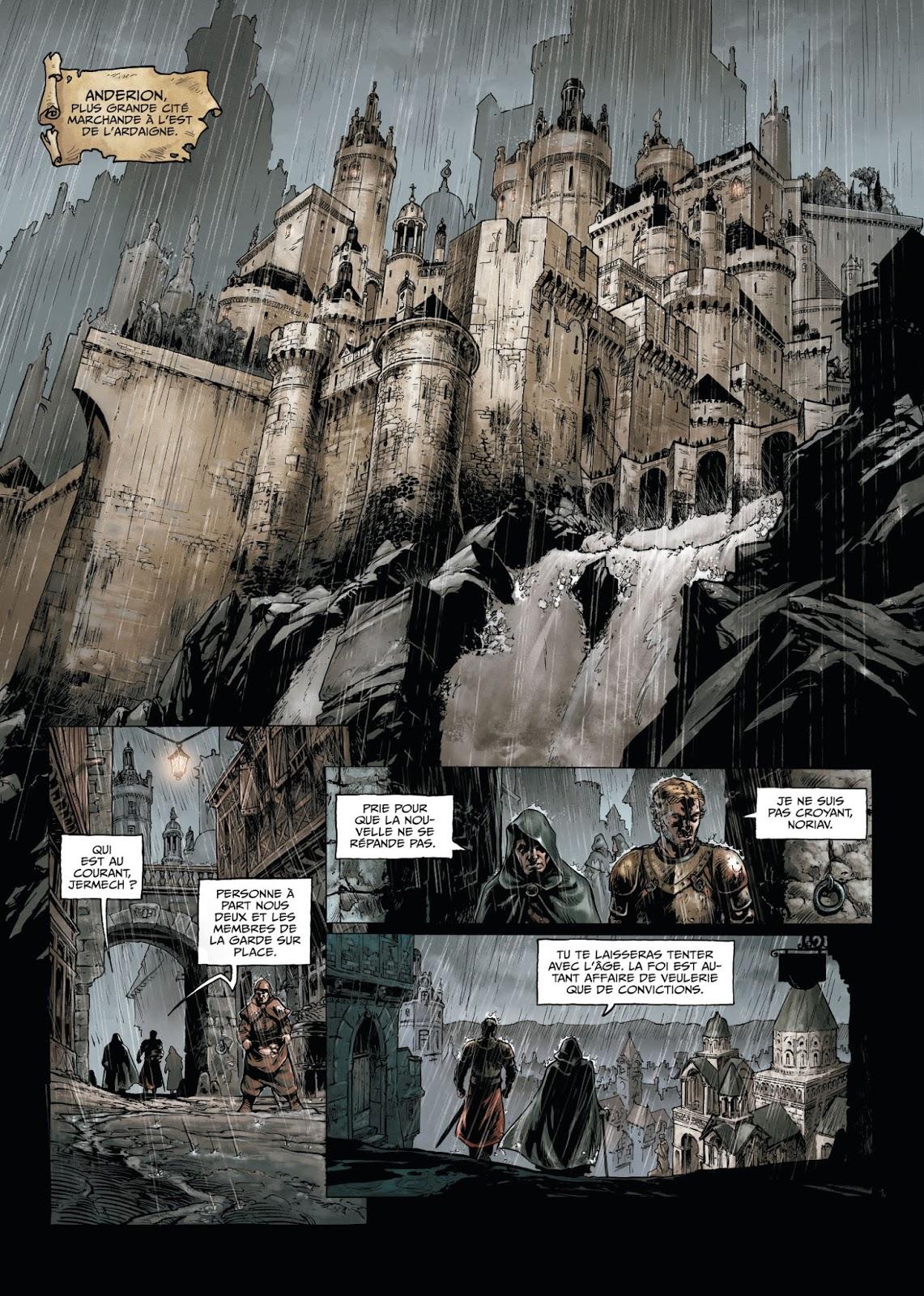 Maîtres inquisiteurs 05 - Aronn