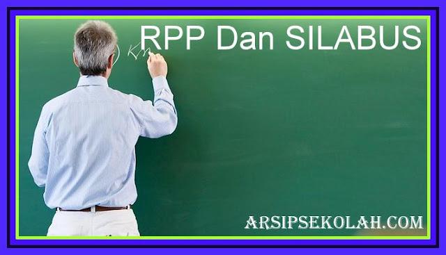 Download Contoh RPP Dan Silabus Lengkap Kurikulum 2013 Semester 1 dan 2