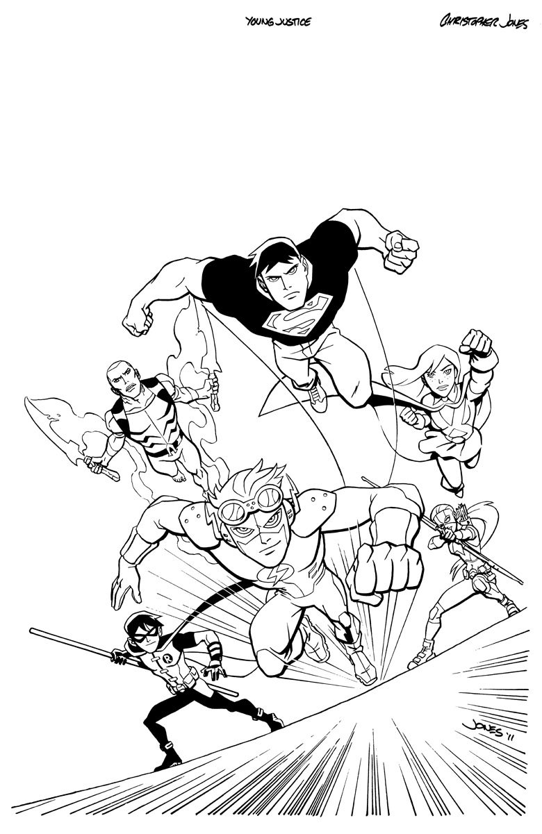 nightwing new 52 coloring pages - photo#39
