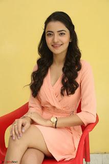 Rukshar Mir in a Peachy Deep Neck Short Dress 063.JPG