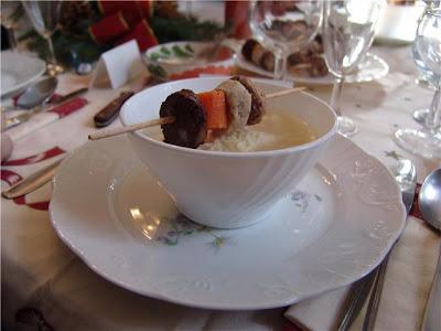Escudella y carn d'olla de Navidad.