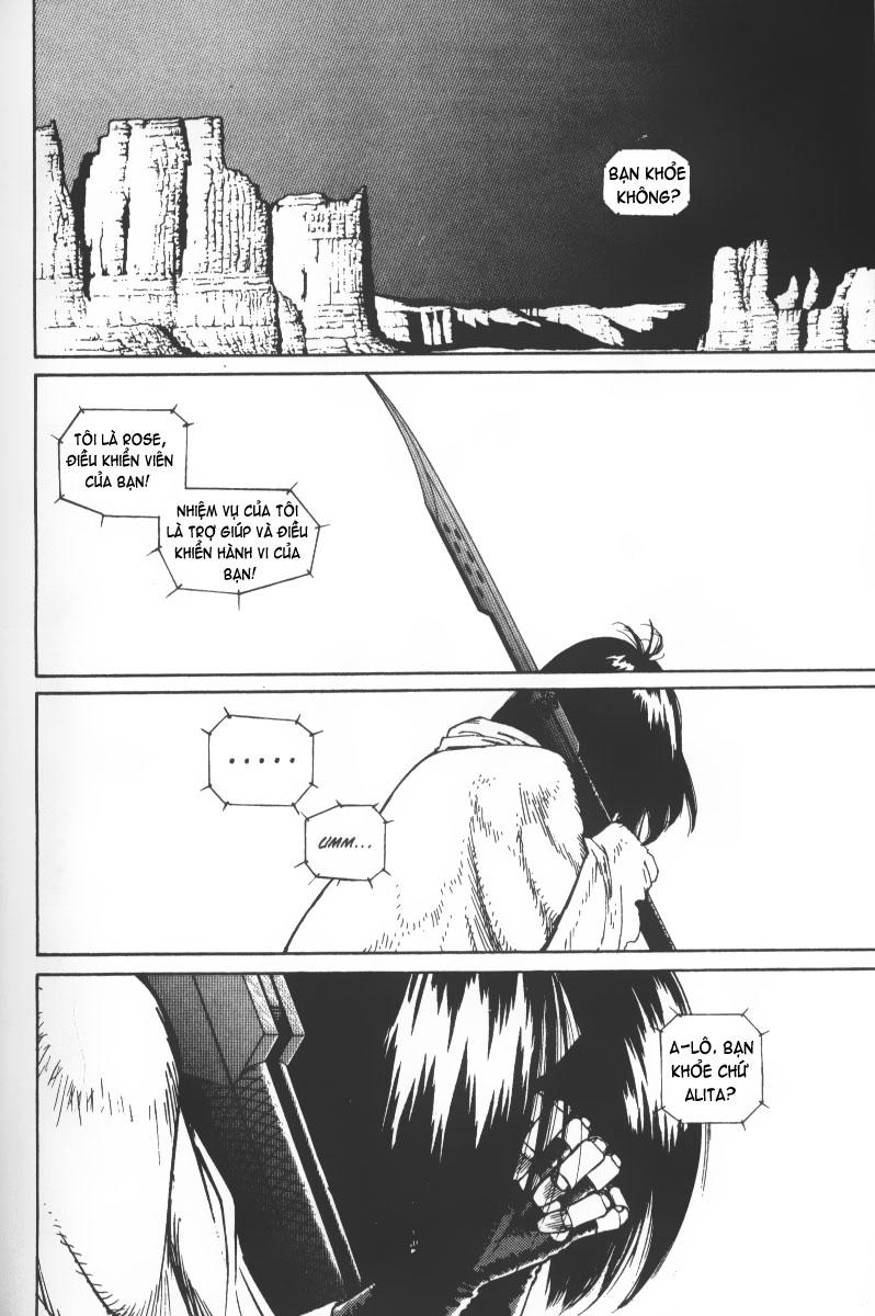 Battle Angel Alita chapter 36 trang 14