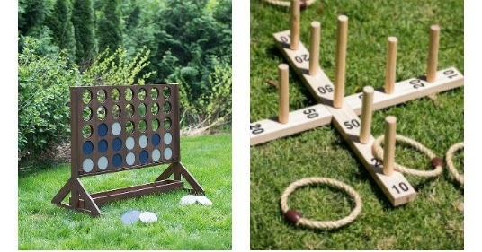 Wonderful 14 Insanely Awesome Backyard Games To DIY Right Now | Little House Of Four    Creating A Beautiful Home, One Thrifty Project At A Time.