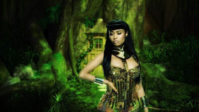 Latest Nicki Minaj HD Images