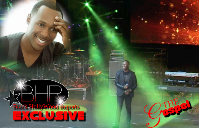 Micah Stampley Releases New Video 'Be Lifted: LIVE'  Praise and Worship