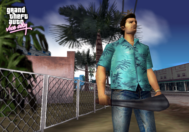 Grand Theft Auto Vice City PC Full Free Game