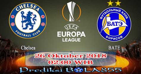 Prediksi Bola855 Chelsea vs BATE 26 Oktober 2018