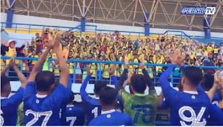 Persib Bandung Dapat Suntikan Semangat dari Ratusan Bobotoh Cilik