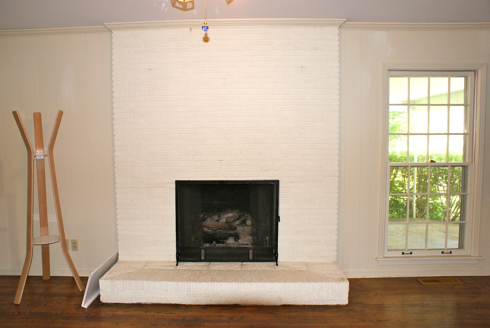 Heat Resistant Paint Fireplace Some Like A Project Painting The Fireplace