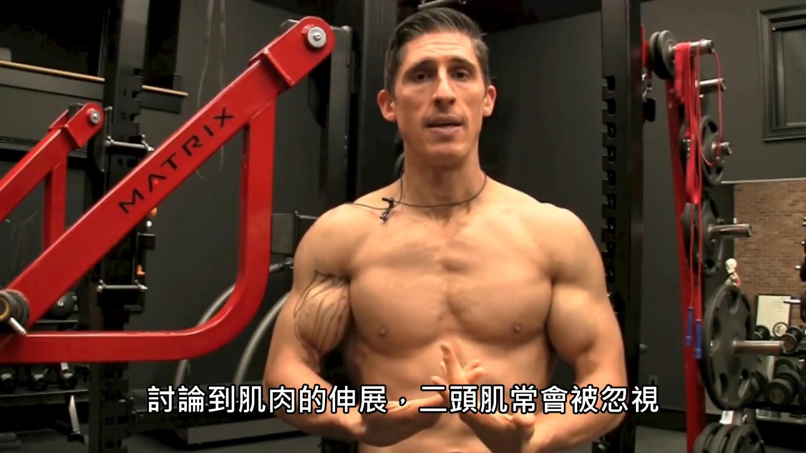 Fitting Room TW: 如何伸展你的二頭肌 (中文字幕)
