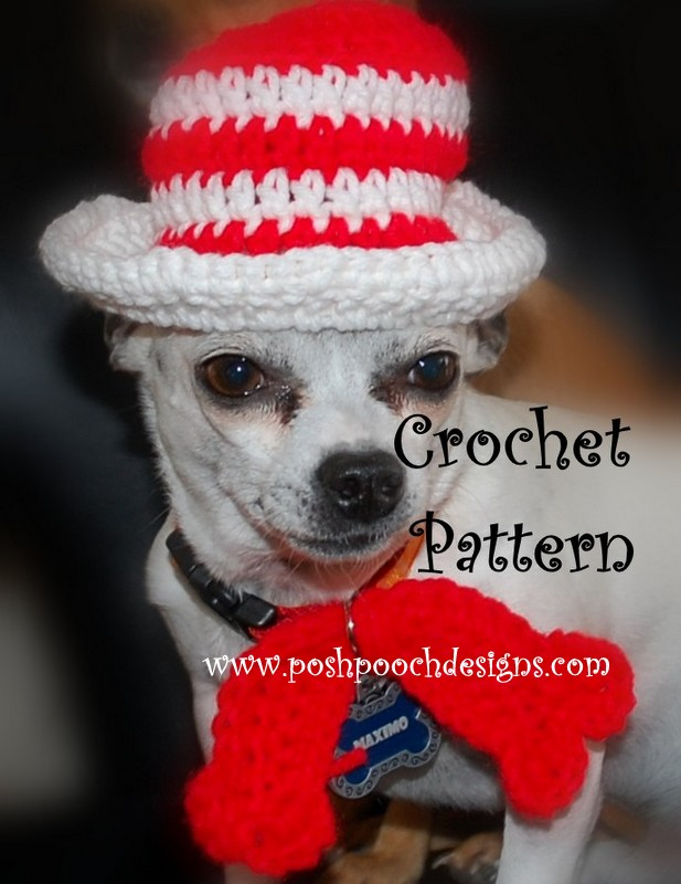 Posh Pooch Designs Dog Clothes Cat Um Dog In The Hat