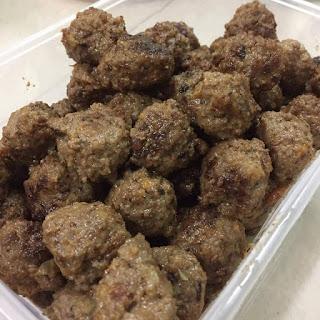 Resepi Meatball Homemade Lazat!!