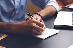 Tips Menulis Bagi Para Blogger Pemula