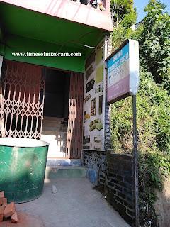 Hmar hostel Aizawl
