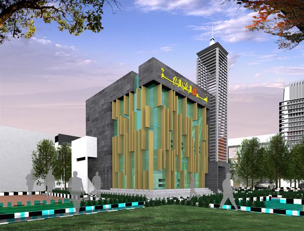 KARYA INDO PRATAMA: 10 Contoh Desain Masjid Minimalis ...