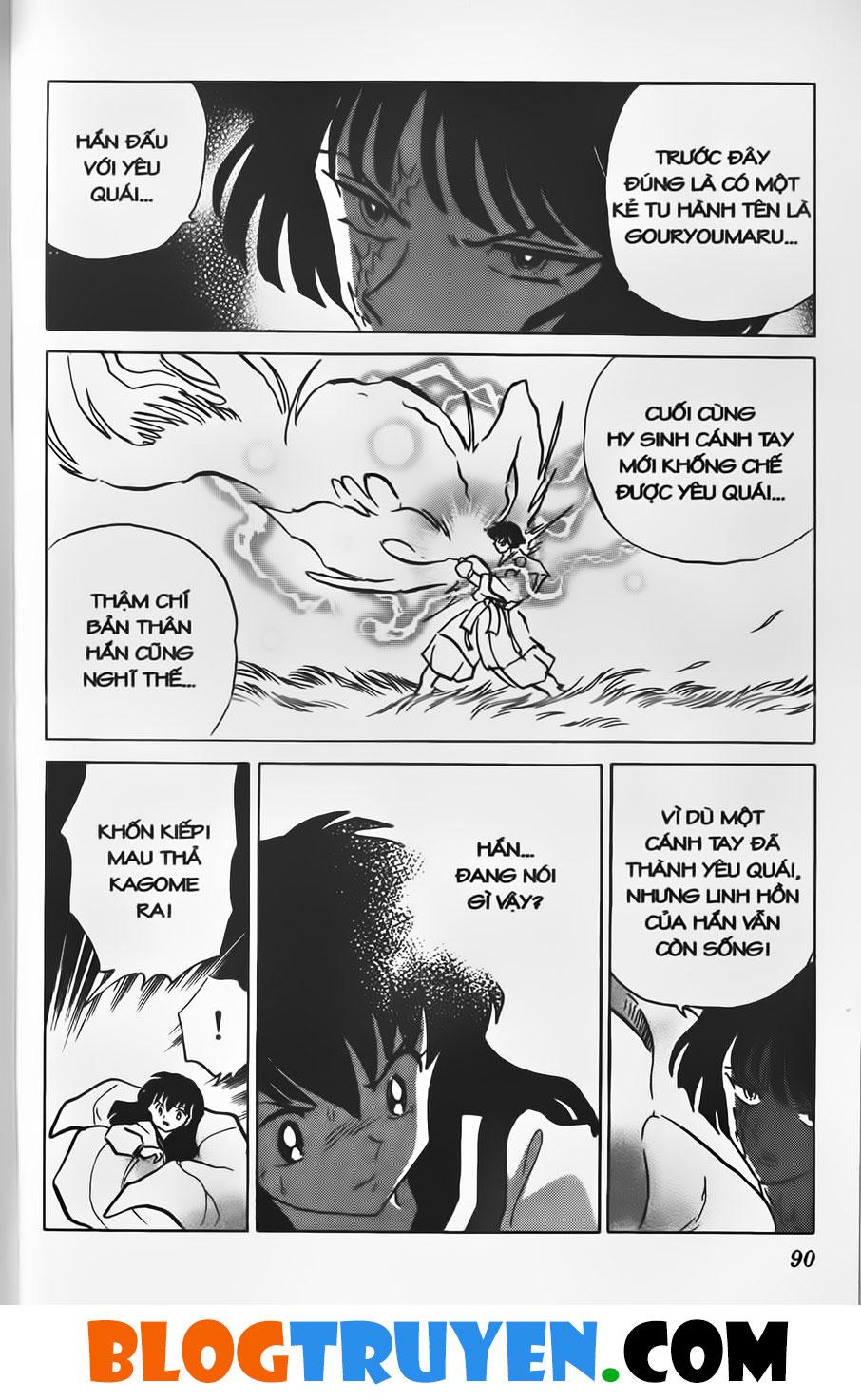 Inuyasha vol 37.5 trang 15
