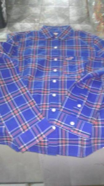 Camisa hollister feminina