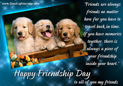 Happy Friendship Day 2016 Wishes