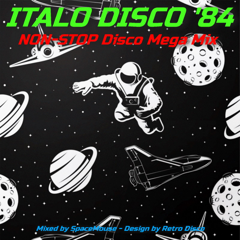 RETRO DISCO HI-NRG: 2018