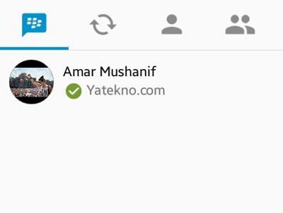 BBM chat