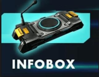 Senjata CG15 free fire & InfoBox Free Fire Segera Rilis di Free Fire, Ini penjelasannya