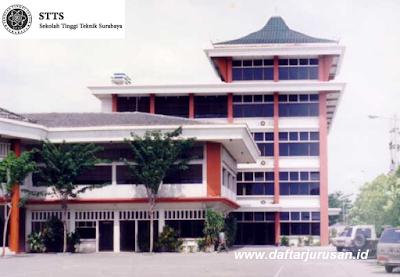 Daftar Jurusan dan Program Studi STTS Sekolah Tinggi Teknik Surabaya