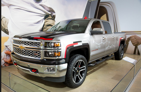 2018 Chevy Silverado Changes