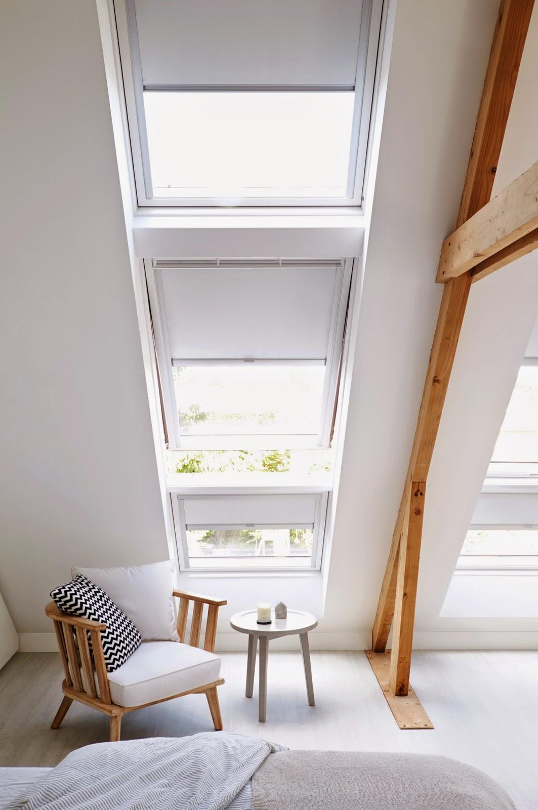 Decoracin de un dormitorio con estilo nrdico