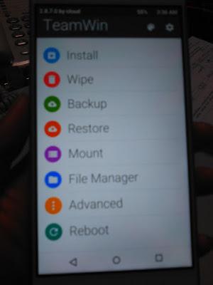 Cara Paling Mudah Pasang Custom TWRP di Redmi Note 3: Hanya yang Bernyali dan Sudah Unclok Bootloader