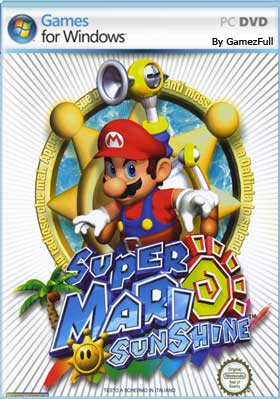 Descargar Super Mario Sunshine para pc full español mega y google drive /
