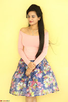 Janani Iyyer in Skirt ~  Exclusive 126.JPG