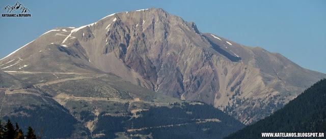 σεϊντάνι βελούχι ψηλή κορυφή τυμφρηστός ευρυτανίας