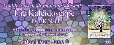 The Kaleidoscope by BK Nault Spotlight with Giveaway!