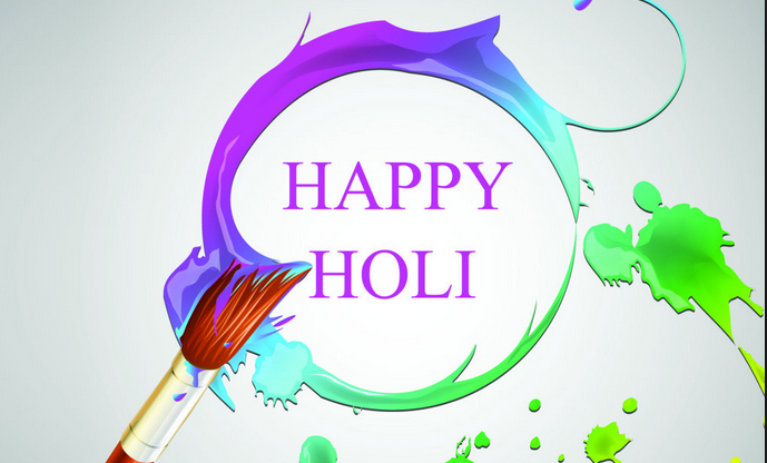Happy Holi 2017 Google Cover Picture - Best Holi Shayari Images all time