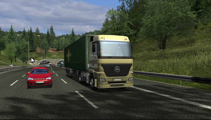 UKTS, UK Truck Simulator, Trik, Simulator