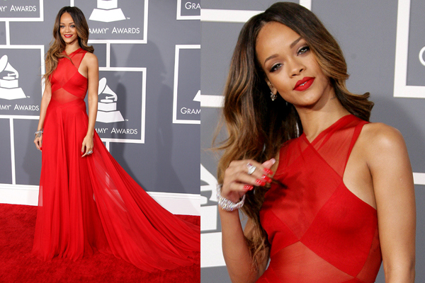 Grammys: The Passion For Fashion: June 2013