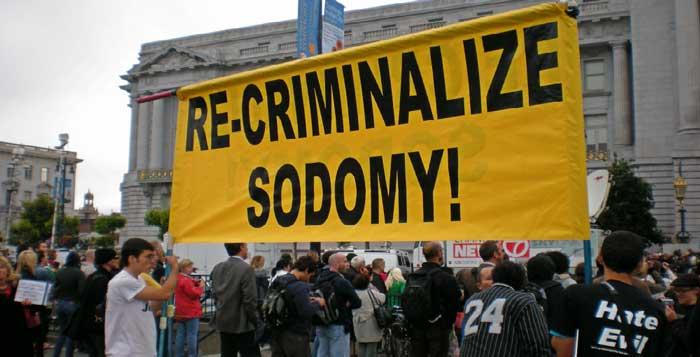 Sodomy Law