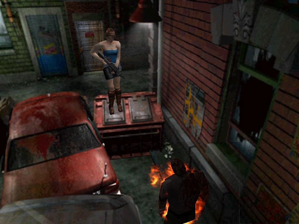 Iseng Journal Resident Evil 3 Nemesis Psx Part 1