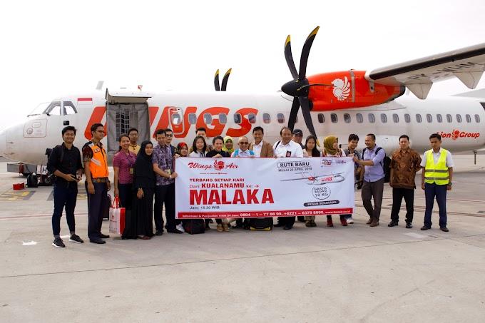 Erupsi Gunung Dukono, maskapai Wings Air Ternate Morotai dan Ternate dibatalkan