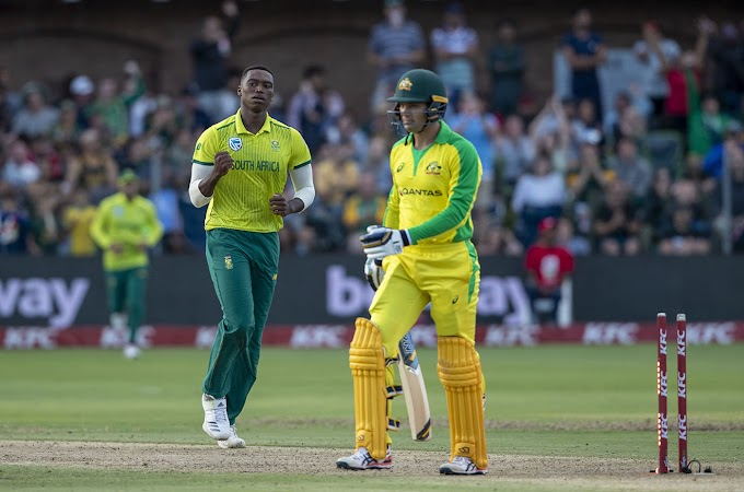 Australia vs South Africa 2nd T20I 2020 Scorecard,Pics SA v AUS Highlights Playing 11 Port Elizabeth