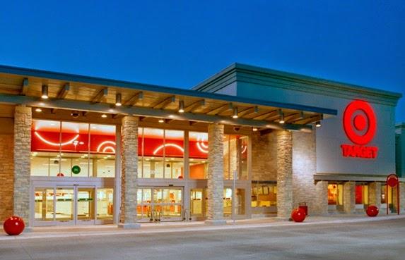 Supermercado Target na Califórnia