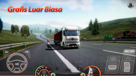 Simulator Truck : Eropa 2
