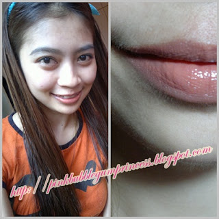 kanebo kate lip gloss review