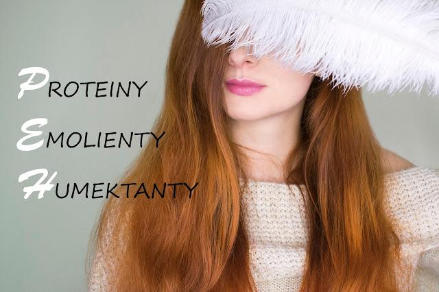 [416.] Równowaga PEH w pielęgnacji włosów.
