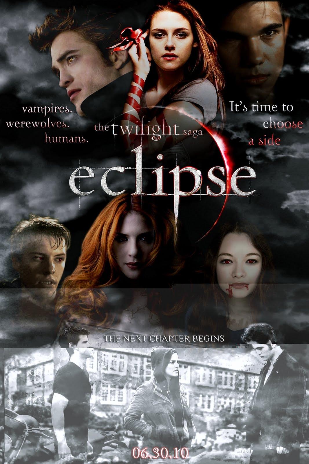 Watch The Twilight Saga: Eclipse Online Free | Full Movie ...