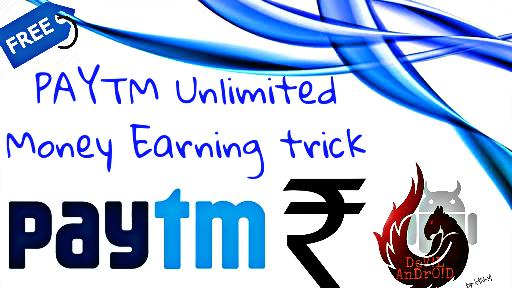 Earn free PAYTM money with Kapow app   PAYTM money earning