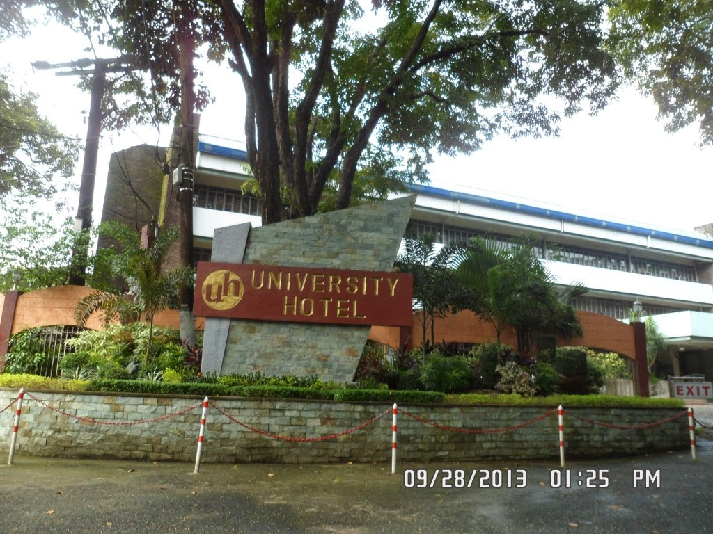 Madel and Enzo: Journey of Love: The University Hotel @ UP Diliman